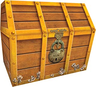 Best treasure chest cardboard Reviews