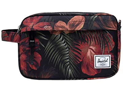 Herschel Supply Co. Chapter (Tropical Hibiscus) Toiletries Case