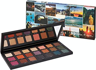 Urban Decay Born To Run Eyeshadow Palette, 21 Shades - Serious Staying Power & Blendability - Includes Full-Size Mirror