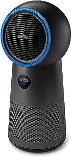 Philips 3-in-1 Luchtreiniger, ventilator en verwarming - Zuivert de lucht in kamers tot 42 m² - Clean Air Delivery Rate-16...