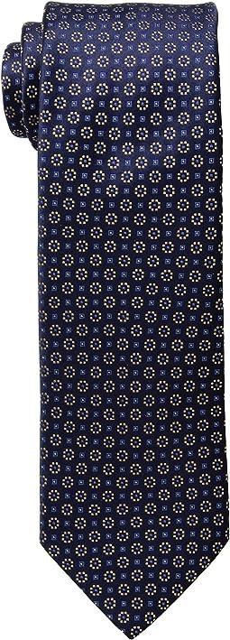 Eton - Floral Medallion Tie