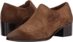 Chestnut Soft Oiled Suede