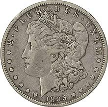 1895-O Morgan Dollar, VF, Uncertified