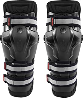 Scoyco K19 Motorcycle Knee Guards Motocross Knee Pads Braces Off Road Protective Gear