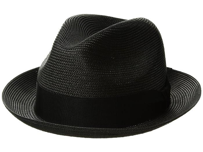 Bailey of Hollywood  Craig (Black) Caps