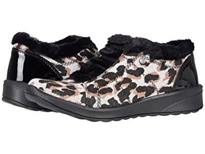 Bzees Golden (Black Leopard) Women