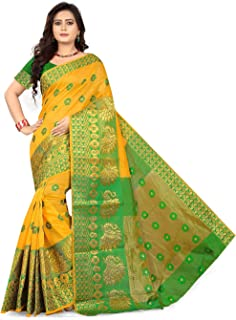 23e41d9c12 Cotton Women's Sarees: Buy Cotton Women's Sarees online at best ...