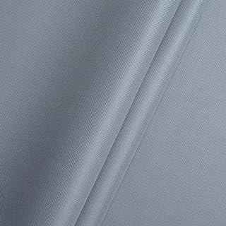 Polyester Oxford 600D 1lfm - Wasserdicht, Outdoor Stoff, Segeltuch, Abdeckplane Grau