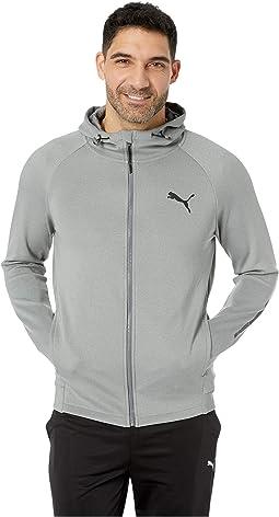 Tec Sports Full Zip Hoodie