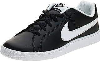 Nike Men's Court Royale sneakers, Black/White