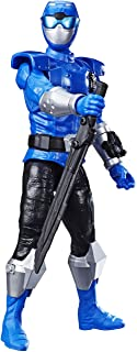 """Power Rangers Beast Morphers 12"""" Beast-X Blue Ranger Action Figure Toy Inspired by The TV Show"""
