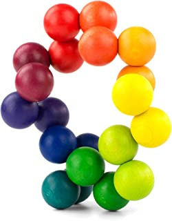 playable rainbow art balls