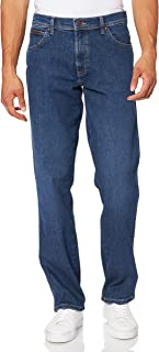 جينز رجالي بلون متباين من Wrangler Texas