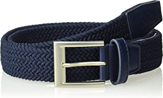 adidas Men's Braided Weave Stretch Belt