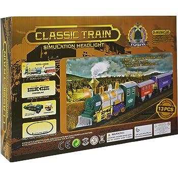 Half Ticket Kids Classic Train Set (13 Pcs.)