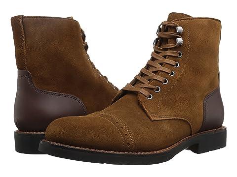 COACH Bleecker Captoe Boots YvTLvuLrrb