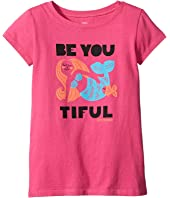 Life is Good Kids - Be You Mermaid Crusher™ Tee (Little Kids/Big Kids)