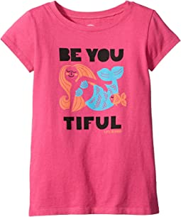 Be You Mermaid Crusher™ Tee (Little Kids/Big Kids)