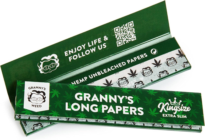 Organic Long Papes Slim