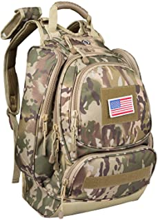Sponsored Ad - X&X Military Backpack Tactical Hiking 40L Large Capacity Urban Go Pack Bag…