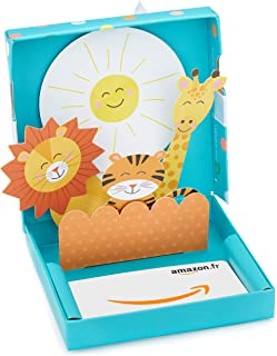 Carte cadeau Amazon.fr - Coffret Welcome Baby