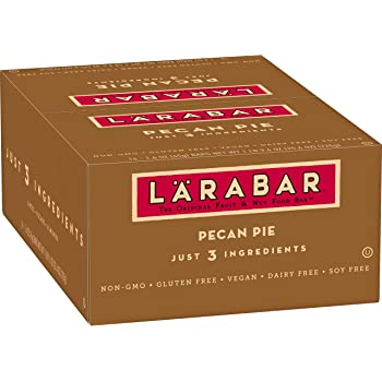 Larabar, Fruit & Nut Bar, Pecan Pie, Gluten Free, Vegan, 16 ct, 25.6 oz