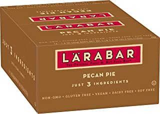 Larabar, Fruit & Nut Bar, Pecan Pie, Gluten Free, Vegan (16 Bars)