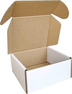 Corrugated Mailer, Cardboard Small Shipping Boxes, Inner Size 4