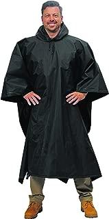 Galeton 12714-BK Repel Rainwear XL & Tall .22mm EVA Poncho (Big & Tall), Black