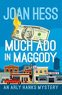 Much Ado in Maggody (The Arly Hanks Mysteries Book 3)