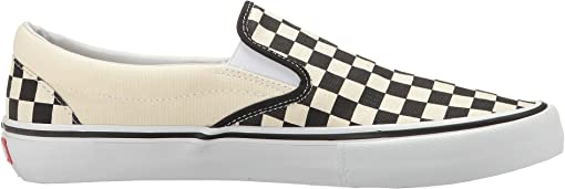 (Checkerboard) Black/White