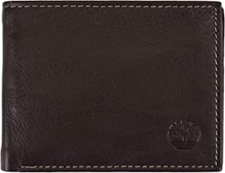 Men's Wellington RFID Leather Bifold Wallet Trifold Wallet Hybrid