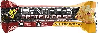 BSN Syntha-6 プロテインバー ピーナッツ味 12 Bar