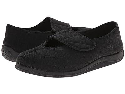 Foamtreads Kendale (Black Wool) Men