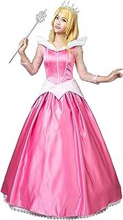 CosFantasy Princess Aurora Cosplay Costume Ball Gown Dress mp002020