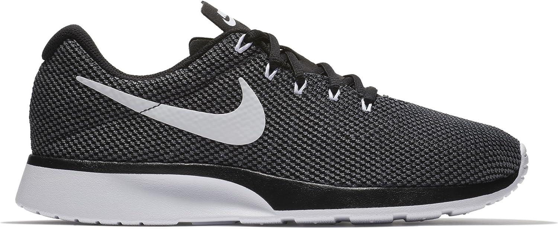 Nike Men's Sneakers, mens, Dark Grey White - Black, 13