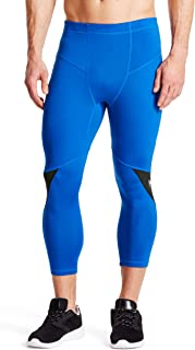 Mission Mens Vaporactive All Season Cooling Transformer Training 3/4 Tight MISSP17M017-P