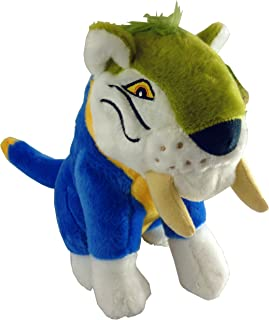 Pms 11 Inch Dreamworks The Croods Soft Plush Toy - Macawnivore (pl92)