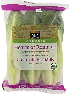 Best organic romaine lettuce Reviews