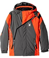 Spyder Kids Mini Challenger Jacket (Toddler/Little Kids/Big Kids)