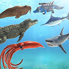 Sea Monster Epic Battle Features: addictive missions of epic war games! amazing war environment to adore whale simulator! great 3d graphics for kingdom simulator! realistic explosive sounds of sea animal kingdom games Smooth and Easy Controls! Differ...