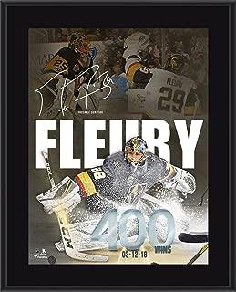 Marc-Andre Fleury Vegas Golden Knights 10.5