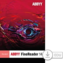 ABBYY FineReader 14 Standard for PC for Education [Download]