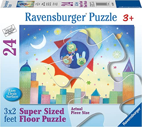 Puzzle  To the Moon