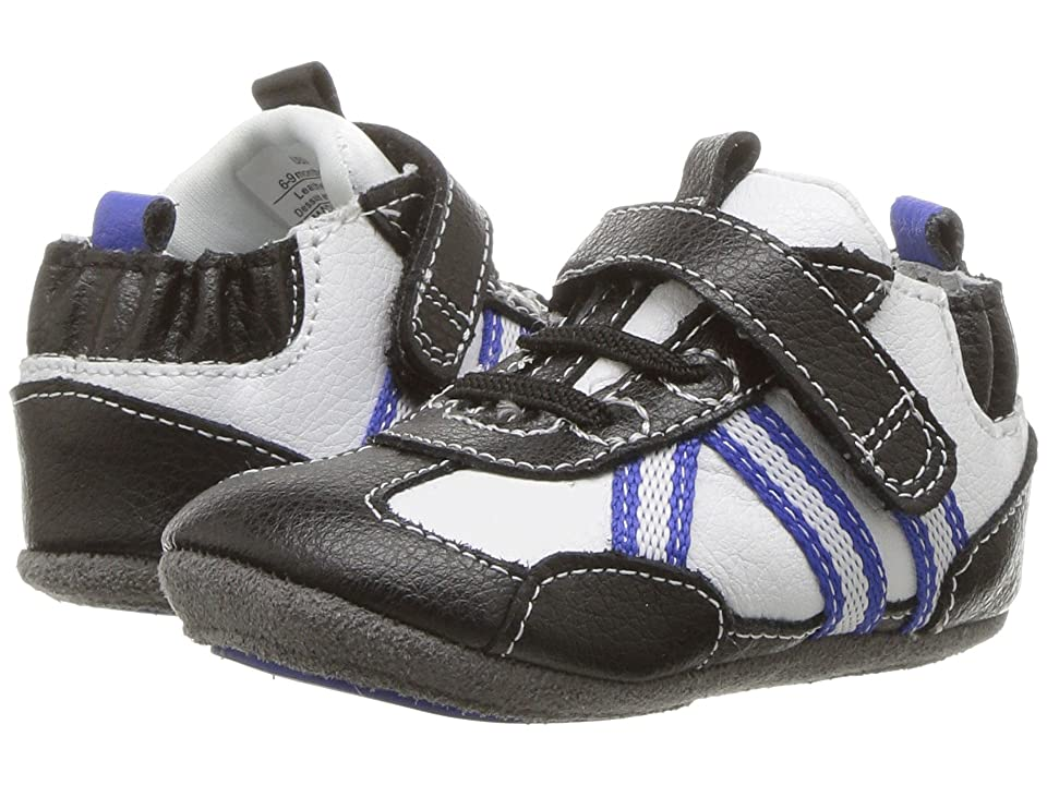 Robeez Jogging Josh Mini Shoez (Infant/Toddler) (Black) Boy