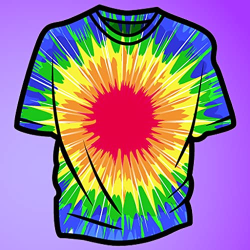Tie Dye T Shirts - Make & Sell T Shirts