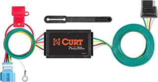 CURT 56382 Vehicle-Side Custom 4-Pin Trailer Wiring Harness for Select Honda Odyssey