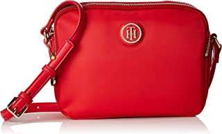 004f79c5346 Tommy Hilfiger Women's Small Crossover Bag Small Crossover Bag, Tommy Red,  One Size
