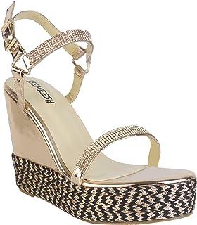 e538dbd59eada Amazon.fr   espadrilles compensées femme - Chaussures   Chaussures ...