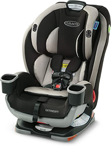 Graco Extend2Fit 3-in-1 Car Seat, Stocklyn